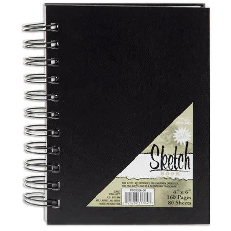 sketchbook spiral pro spiral sketch book 126282 create and craft