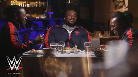 wwe table for 3 wwe network table for 3 the new day preview youtube