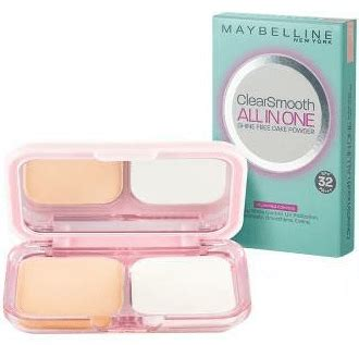 Harga Clear Smooth All In One harga bedak maybelline clear smooth all in one light