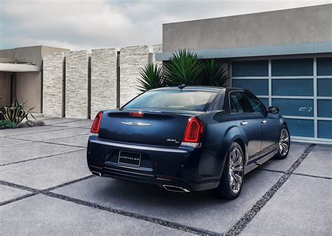 Chrysler Salary by 2017 Chrysler 300c 5 7l Executive Overview Price