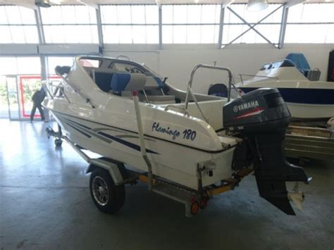 motor boats for sale western cape cabin boat flamingo 180 with yamaha 130hp 2stroke motor