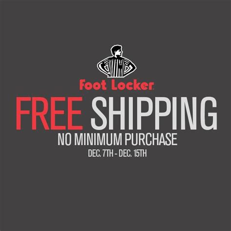 locker canada foot locker canada promo code deal free shipping on all