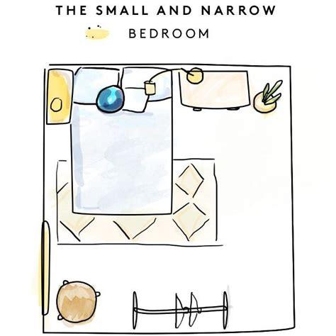 creative bedroom layouts   room size