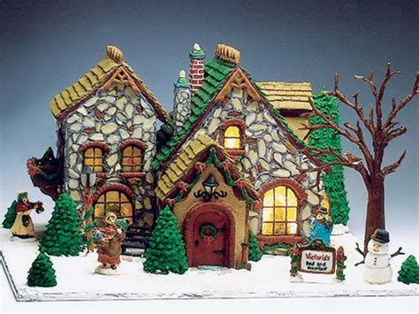 gingerbread houses amazing traditional christmas gingerbread houses family holiday net guide to family