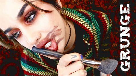 adore tutorial instagram quot grunge girl quot makeup tutorial youtube