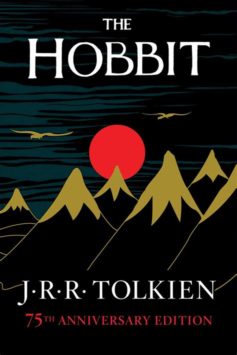 the in the picture a novel books the hobbit book cover