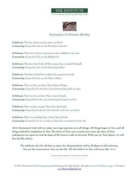 easter readings for church