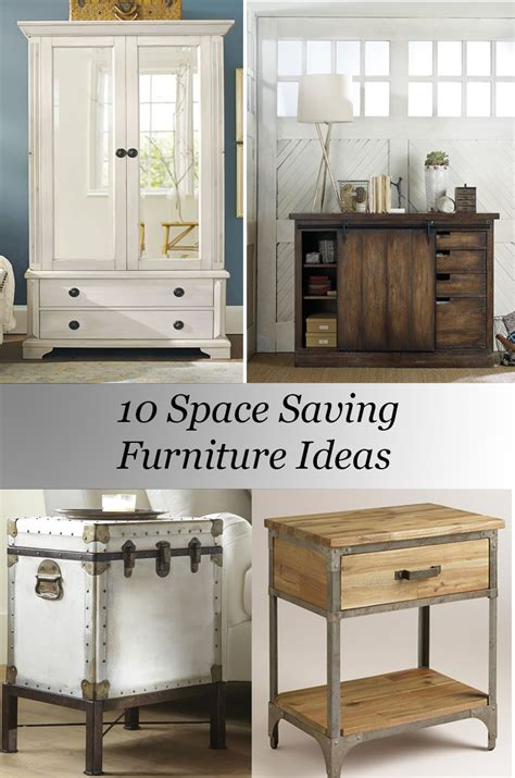 10 space saving furniture ideas the honeycomb home