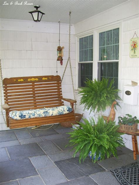 swing on front porches 32 best images about porch swings for me on pinterest