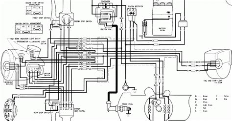 1980 honda express nc50 wiring diagram ct110 trail bike
