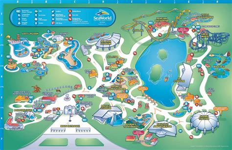 seaworld texas map zoos san antonio seaworld