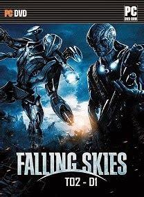 falling skies the codex ova