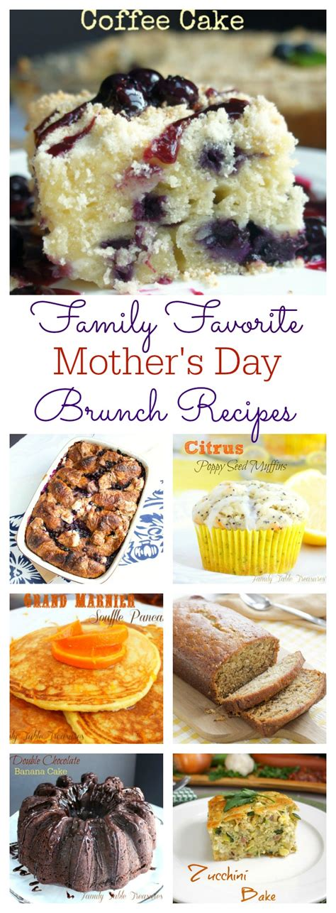 s day breakfast recipes family favorite s day brunch recipes family table