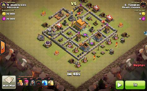 tutorial hack gems coc indonesia cheat dan tutorial play clash of clans cover