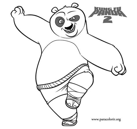 printable coloring pages kung fu panda comical adventure of warrior po kung fu panda 20