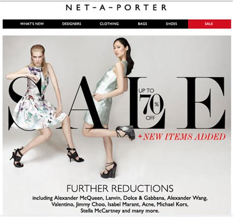 100 At The Net A Porter Sale by Net A Porter Makes Further Reductions Save Up To 70