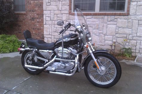 2003 Harley Davidson® XL 883C ANV Sportster® 883 Custom
