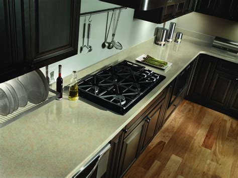Engineered Quartz Vs Quartz Countertops by Engineered Kitchen Countertop Hgtv