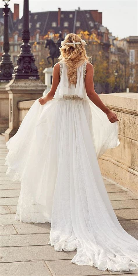 25 best ideas about boho wedding dress on
