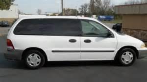 Ford Windstar For Sale 2003 Ford Windstar Minivan For Sale Craigslist Used Cars