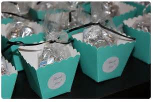 Favor Stores by The Breakfast At Tiffanys Bridal Shower Bridal Shower