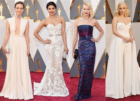 Catwalk To Carpet by Runway To Carpet 2016 Oscars Gowns Looked On The