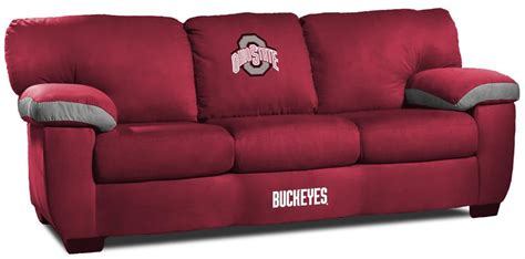 ohio state sofa ohio state couch 28 images ohio state buckeyes reflex