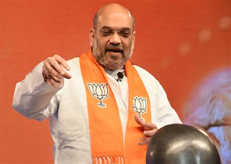 Can You Run For President With A Criminal Record Only An Honest Person Can File Criminal Defamation Amit Shah On Allegations