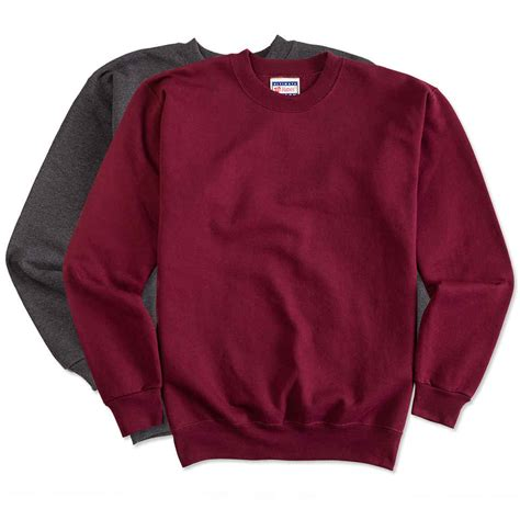 Hoodie Sweater Unique Programer Terlaris custom hanes ultimate heavyweight crewneck sweatshirt design crewneck sweatshirts at