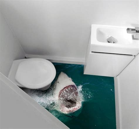 Shark Bathroom Accessories Best 20 Bathroom Mural Ideas On Murals Wall Murals Uk And Vintage Bathtub