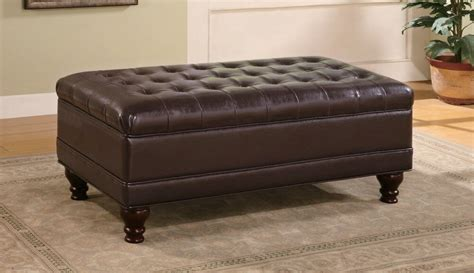 21 Brown Ottomans Under 100 Square Rectangle Round