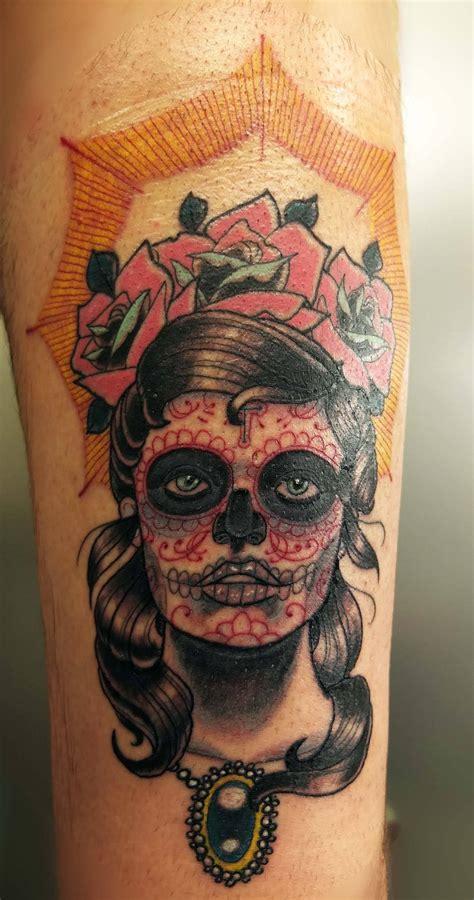 catrinas tattoo 36 catrina tattoos designs