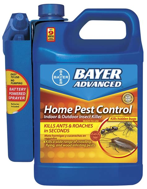 bayer advanced 502795a bayer home pest 1 gallon at