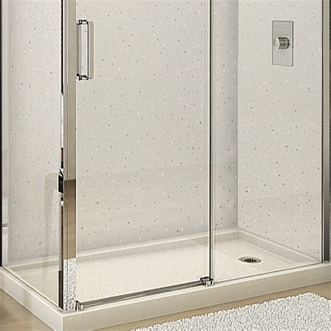 bathroom panels neptune white sparkle shower panels from the bathroom marquee