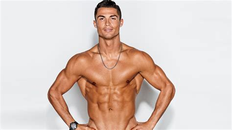 amazing ronaldo muscles