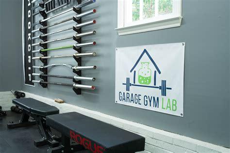 garage gym lab banner garage gym lab
