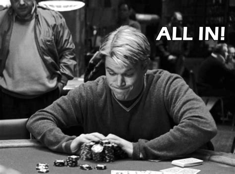 john malkovich poker matt damon playing poker in rounders play wsop world