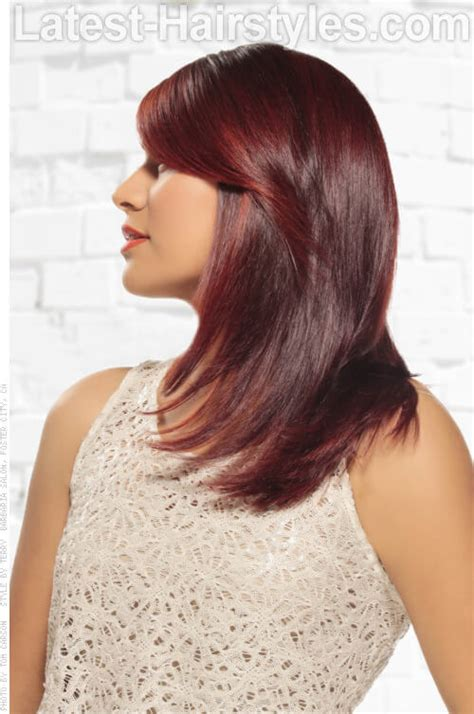cranberry hair color hair alert new hair colors for fall pics and