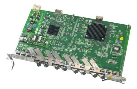 Bor Porting zte gtgo gpon board 8 port b modules included