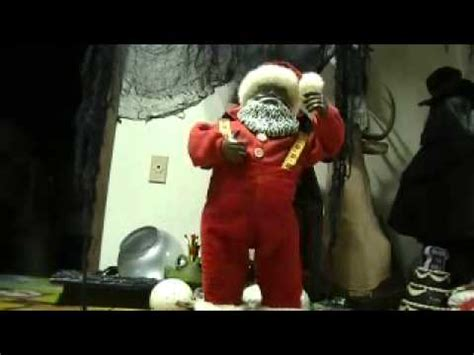jingle bell rock black santa youtube