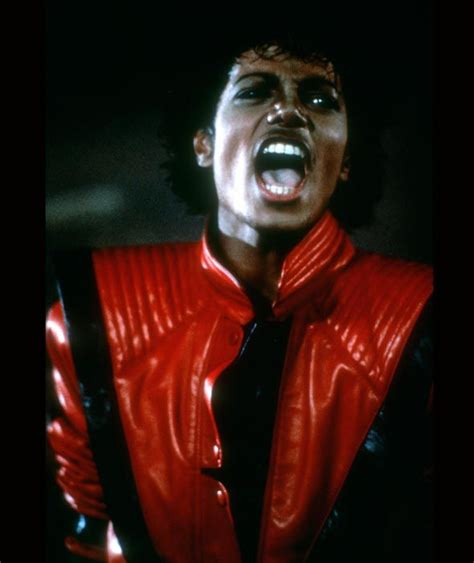 michael jackson thriller biography michael jackson in the video for thriller michael
