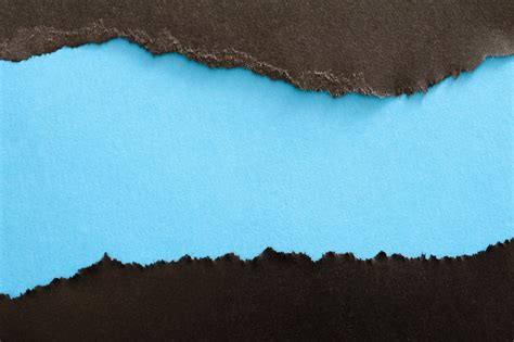 How To Make Tear Paper - blue paper tear free backgrounds and textures cr103