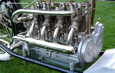 boat mechanic henderson 1915 henderson long tank engine art of the motorcycle