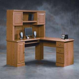 sauder orchard hills corner computer desk sauder willow falls corner computer desk hutch tray cpu