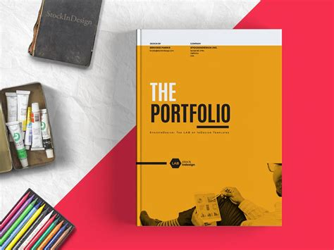 my portfolio template for graphic designer adobe