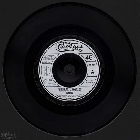 genesis stay with me follow you follow me 7 inch charisma the genesis archive
