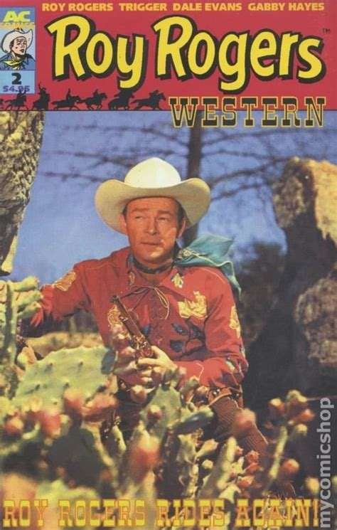 Roy Rogers Western Classics 4 Issue by Roy Rogers Western 1998 Comic Books