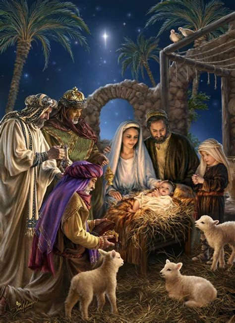 1000 ideas about christmas nativity on pinterest