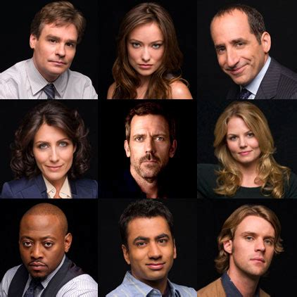 house characters 425 house cast 032009 image