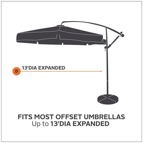patio umbrella accessories classic accessories hickory heavy duty offset